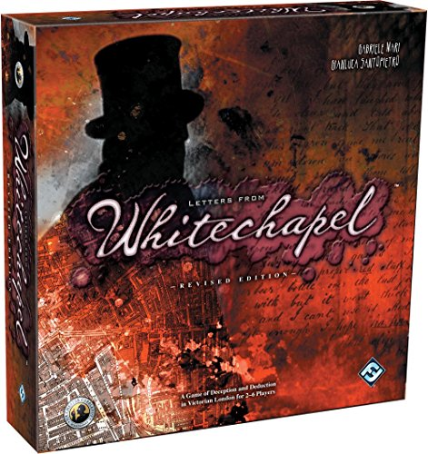 Letters from Whitechapel (Jack The Ripper Game compare prices)