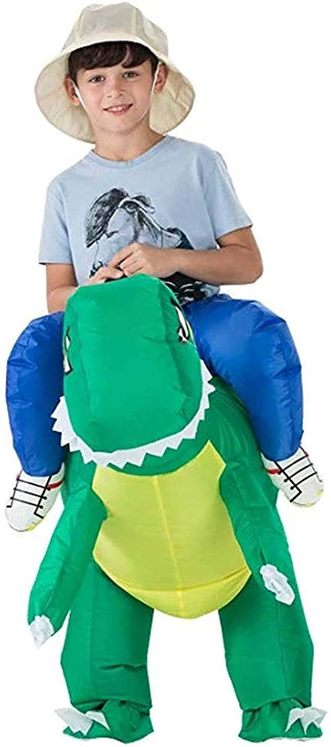 BlueSpace Inflatable Costumes Halloween Cosplay Costumes Gaint Suit for Audlts and Kids