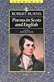 Poems in Scots and English 9780460872317