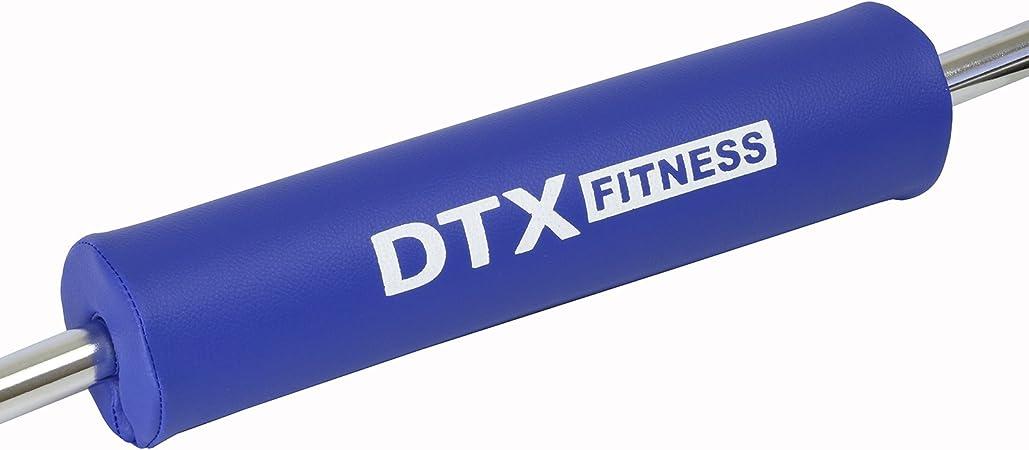 Choix de Couleur DTX Fitness Coussin Barre de Musculation Pour Barres Standard /& Olympique