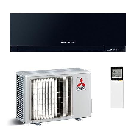 Mitsubishi Electric Air Conditioner Kirigamine Zen 18000 Black U2013  Msz Ef50bveb