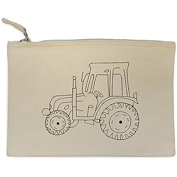 Azeeda Tractor Bolso de Embrague / Accesorios Case (CL00005476)