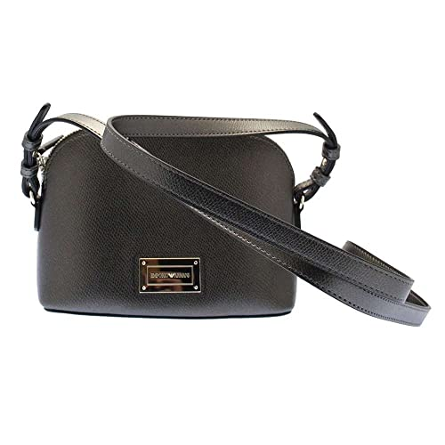 800c6100dc5b Emporio Armani Bag ss2018 Female Black Steel - Y3B085-YH15A-86539   Amazon.ca  Shoes   Handbags