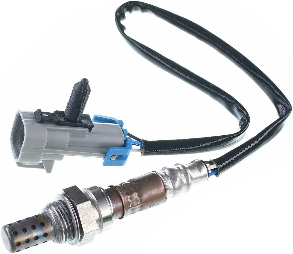 A-Premium O2 Oxygen Sensor Replacement for Cobalt HHR Impala Malibu Tahoe Silverado 1500 GMC Buick Cadillac Pontiac Saturn 2-PC Set