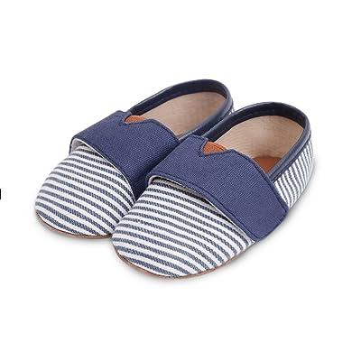 Infant Baby Boy Girl Soft Sole Toddler Shoes Non-Slip Infant Canvas Prewalker Toddler Sneaker Shoes
