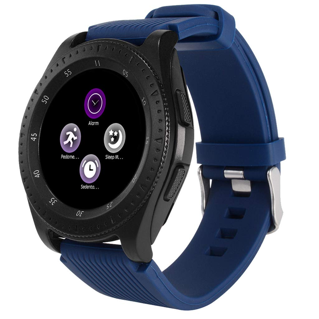 The New Z4 Bluetooth 3.0 Smart Watch Supports Android Phone SIM Card and TFcard