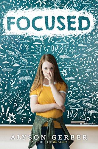 Book Cover: Focused