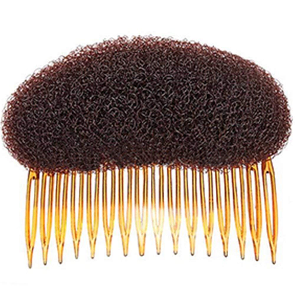 Hair Styler Volume Bouffant Beehive Shaper Bumpits Bump Foam Comb Worth itNA