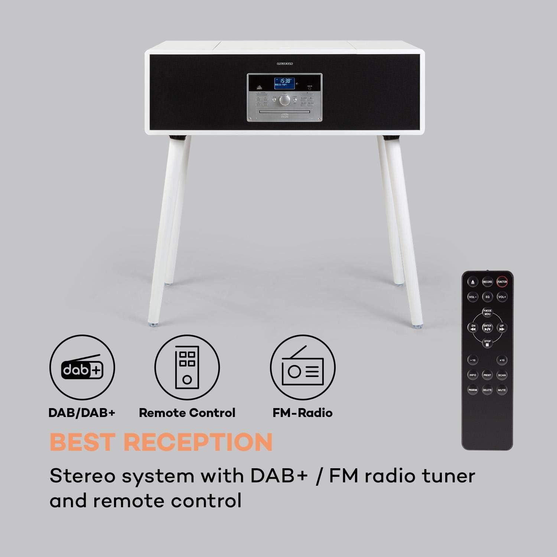 Hi-Fi & Home Audio Electronics & Photo CD Player Turntable Colour ...