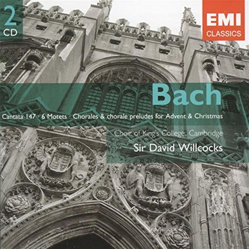 Bach: Cantata 147; 6 Motets; Chorales & Chorale Preludes for Advent & Christmas by EMI Classics