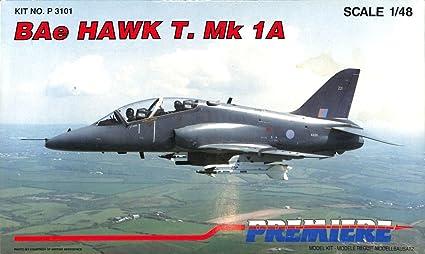 Amazon.com: Premiere 1: 48 Bae Hawk T. MK 1 Un modelo de ...