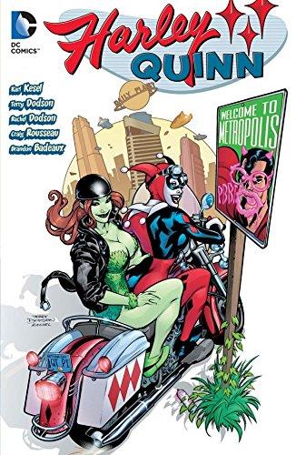 Harley Quinn (2000-2004) Vol. 3: Welcome to Metropolis