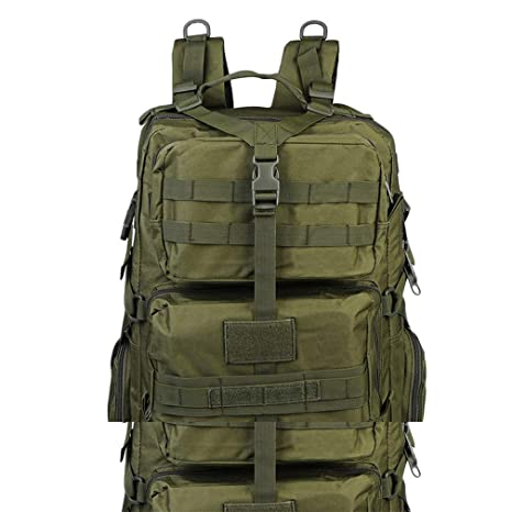 Military Day Pack for Men Women Kids Joyhill Waterproof Tactical Backpack Tactical Assault Bag for Hiking Cycling Camping Trekking Travel