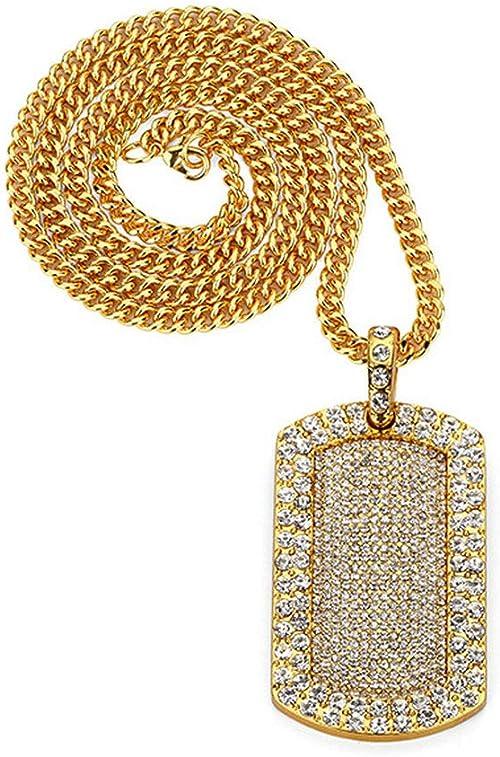 18 k golden plated dog necklace Boxer pendant  necklace dog necklace