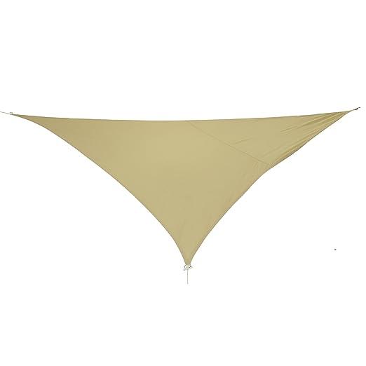 13 opinioni per 10T- Wilson, Vela ombreggiante, 500x500x500 cm, colore: Beige