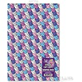 Crazy Cat Lady Wrapping Paper by Animewild