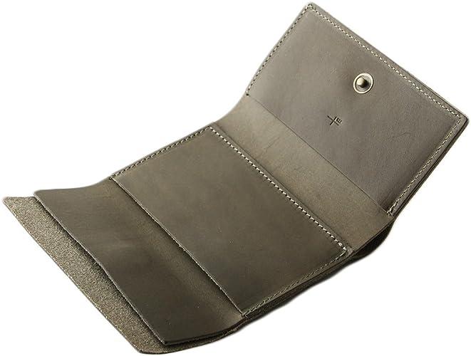 エムピウ ストラッチョ straccio コンパクト財布 三つ折り財布 リスシオ ブッテーロ 財布 m+