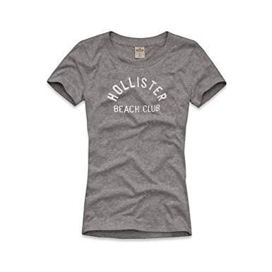 Hollister Womens Girls T Shirt In Various Colours New Season