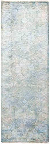 Solo Rugs Vibrance Orlando One of a Kind Hand Knotted Area Rug