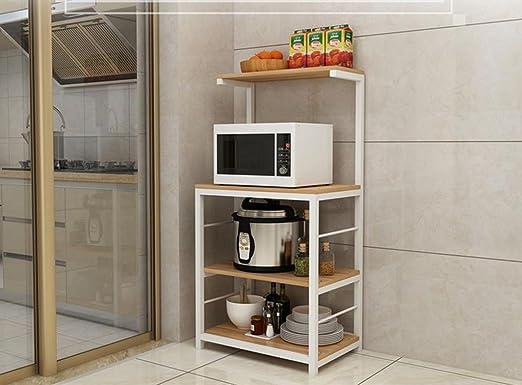 Yxx max *Carrito verdulero Cocina Horno de microondas de Cocina ...