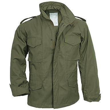 2f7ca90e8 Surplus M65 Jacket Olive