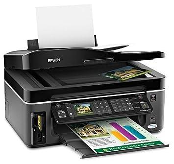 Amazon.com: Epson WorkForce 615 inalámbrico color InkJet All ...
