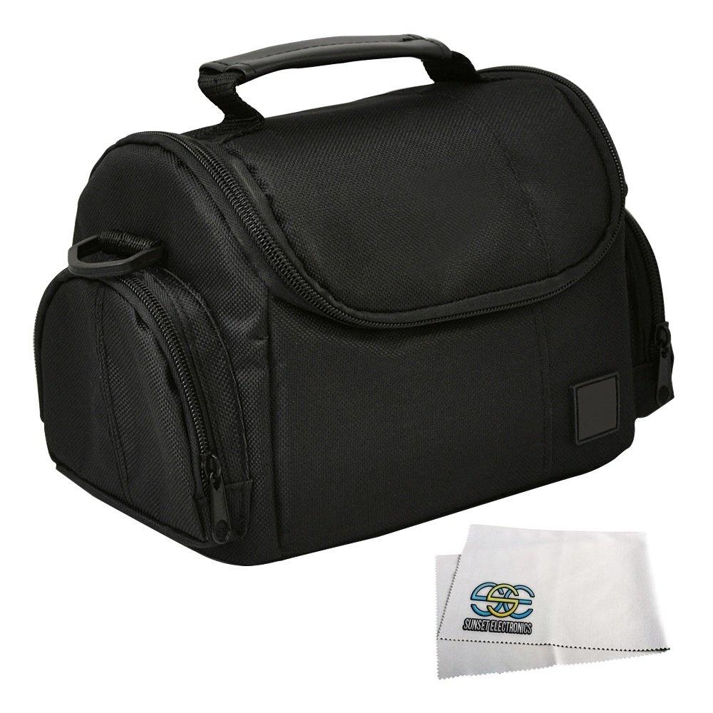 i3epro/ Mediumソフトパッド入りデジタルSLRカメラTravel Case i3epro/ B00LZXPL2I Bag withクリップオン取り外し可能 B00LZXPL2I, パールアンドパステル:3b87d7a9 --- integralved.hu