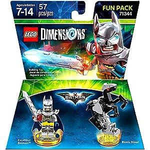 Excalibur Batman + Bionic Steed Fun Pack - LEGO Dimensions - Not Machine Specific - 61yZFsVwYtL - Excalibur Batman + Bionic Steed Fun Pack – LEGO Dimensions – Not Machine Specific