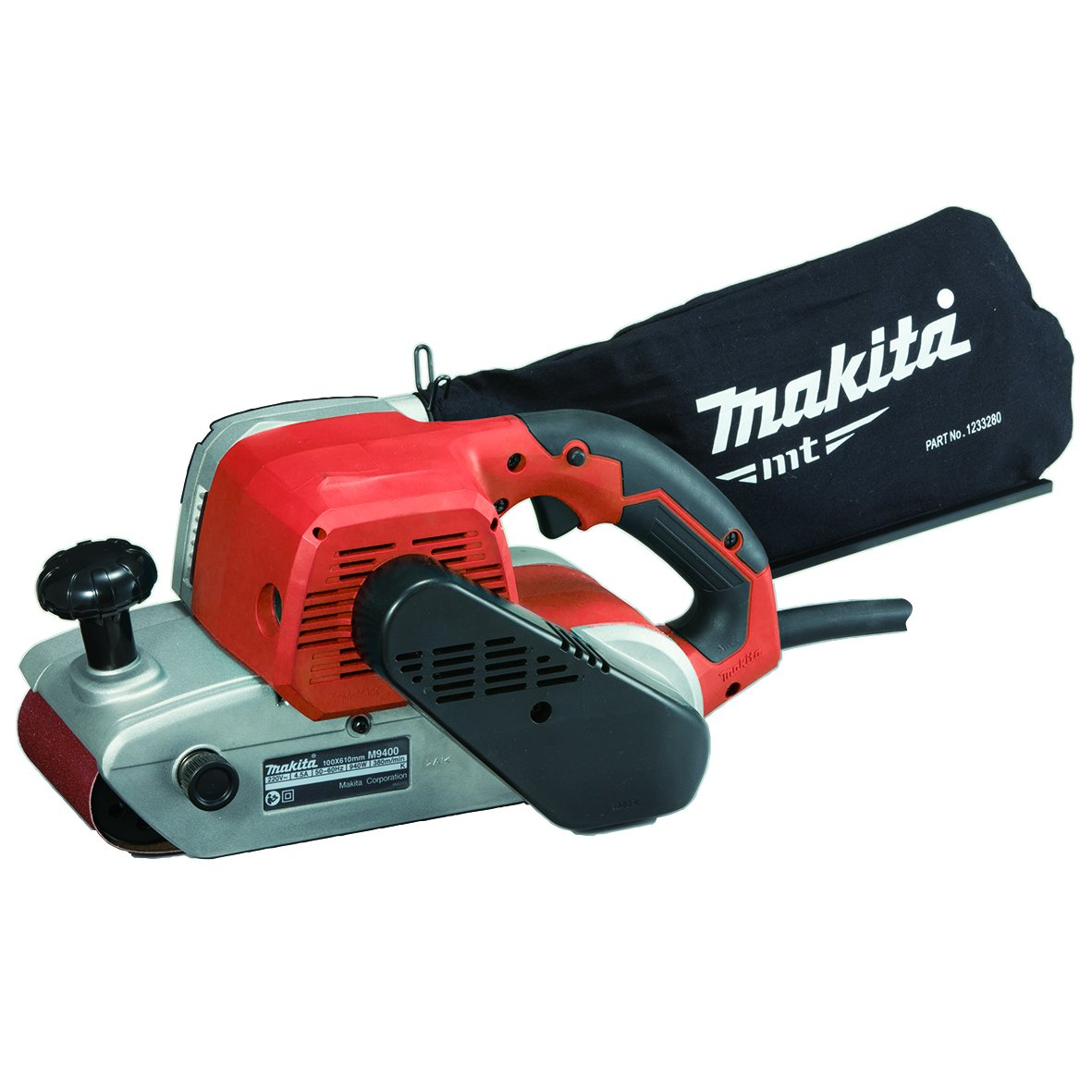 Makita M9400 Ponceuse à bande
