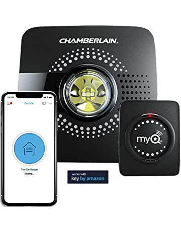 MyQ Smart Garage Door Opener Chamberlain MYQ-G0301 - Wireless & Wi-Fi enabled