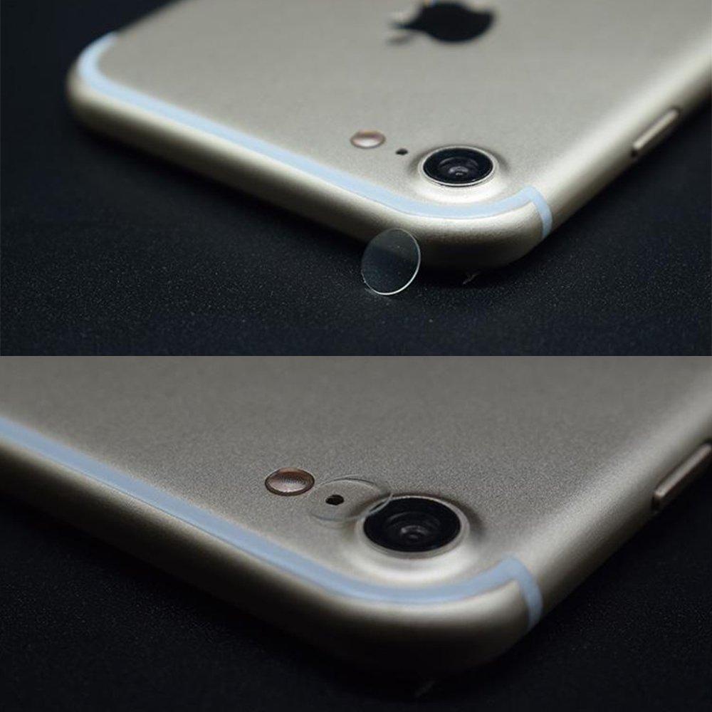 1662f0a2a5b Donkeyphone S21X7P31001 - Protector Lente cámara Cristal Vidrio Templado  Ultra Fino para Apple iPhone 7 Plus / 8 Plus, Transparente: Amazon.es:  Electrónica