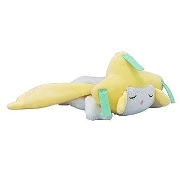 Pokemon Sleeping Jirachi Plush Good Night Ver From Japan Amazonco