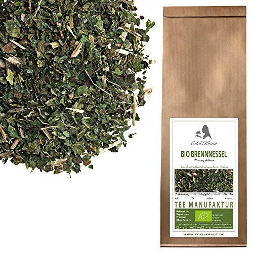 EDEL KRAUT   BIO Brennesselblätter Tee Wildsammlung - Premium organic nettle leaves - 250g