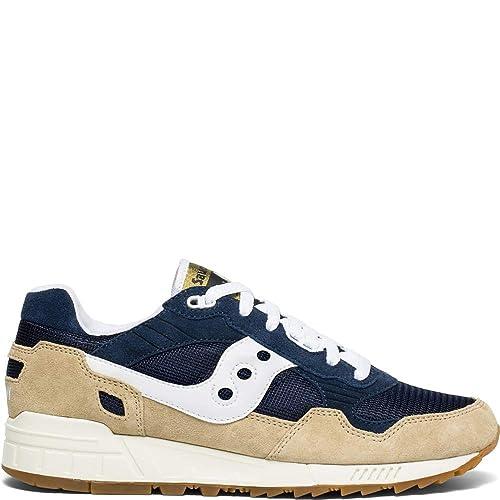 brand new 43961 53022 Saucony Shadow 5000, Men's Low-Top Sneakers