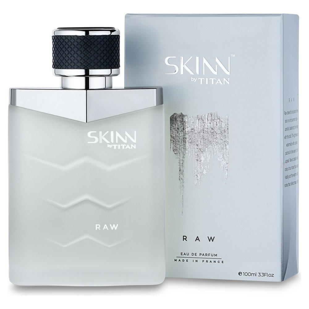 Skinn by Titan Raw Perfume for Men - Top Indian Perfume Brands