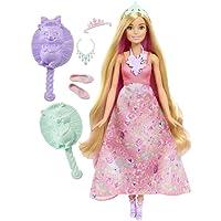 Barbie - DWH42 - Coffret Chevelure Dorée 3 En 1