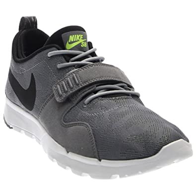 official photos 212db 55e6a Nike Trainerendor, Chaussures de Skate Homme, Gris (Cool Grey Black-White