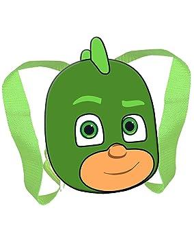 PJ MASK® Mochila con forma de cara de Gekko