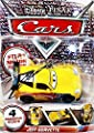 AUTOGRAPHED 2012 Jeff Gordon #24 Racing Team Disney Pixar CARS (Jeff Gorvette) Stunt Racers Signed NASCAR Mattel 1/64 Scale Collectible Diecast Car with COA