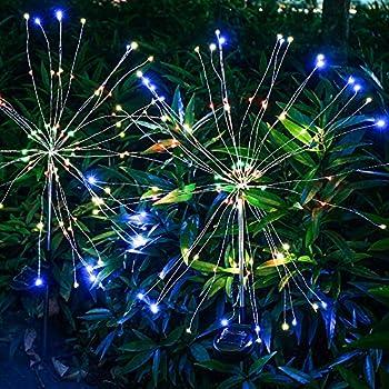 Amazon.com: SZMiNiLED Solar Lights Outdoor Led Fairy