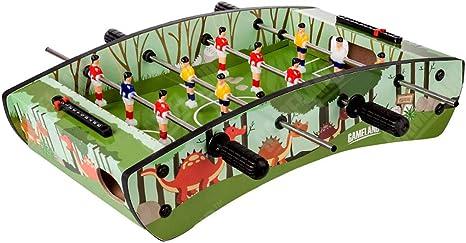 Fútbol de mesa 3-10 Fútbol Juguetes de mesa Cuatro barras Mesa de ...