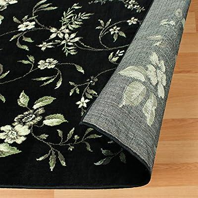 Superior Rug-Bloom-Poly Area Rug