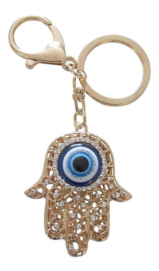 Joyas de bolsa, puerta llaves, mano de fatima, Fátima y ...