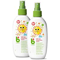 Deals on 2-Pack Babyganics Sunscreen Spray 50 SPF, 6 Fl Oz