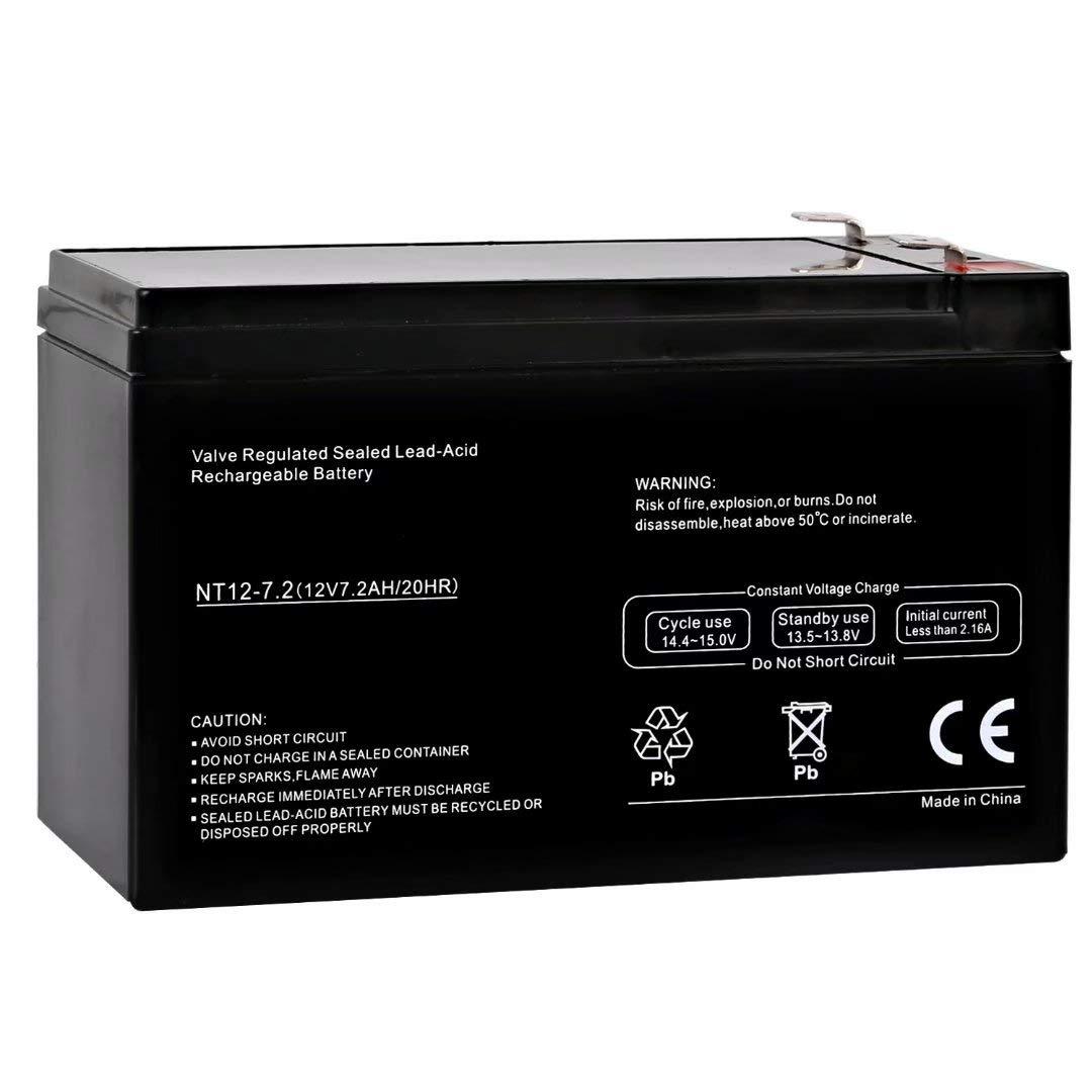 Hykolity 12V 7.2AH SLA Battery for Verizon FiOS PX12072-HG brand product
