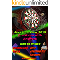 Crack Java Interview 2019 | With Comprehensive Explanation and Code Samples