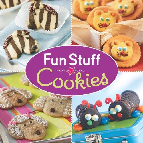 Fun Stuff Cookies by Editors of Favorite Brand Name Recipes