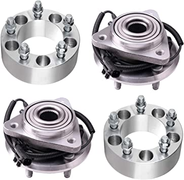 New DTA Rear Wheel Hub Bearing Assembly 5 Bolts ABS for Saturn L Series