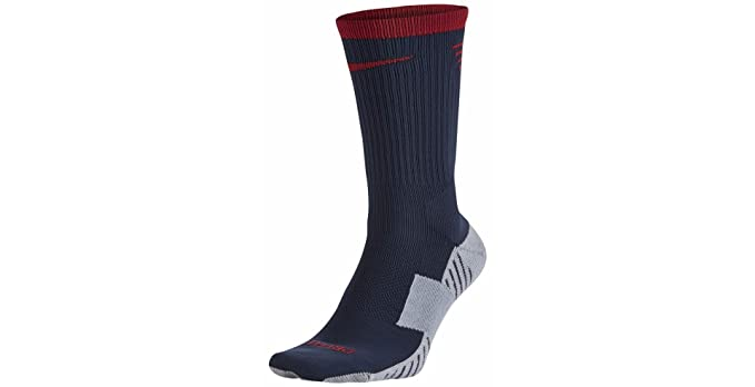 bd3097463d25 Image Unavailable. Image not available for. Color  Nike Men s Dry Squad  Crew Soccer Socks ...
