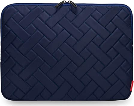 Amazon Com Laptop Sleeve Case 14 Inch Laptop Cover Bag For Macbook Pro Macbook Air Utrabook 14 Inch Cross Blue Computers Accessories